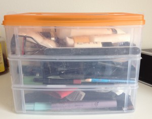 Beauty Product Storage: How do you organize it?