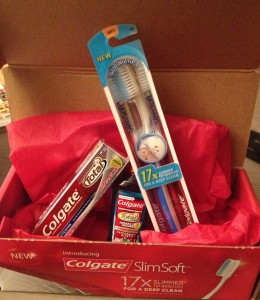 Be nice to your teeth: A Review of Colgate SlimSoft
